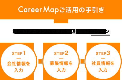 CareerMapご活用の手引き